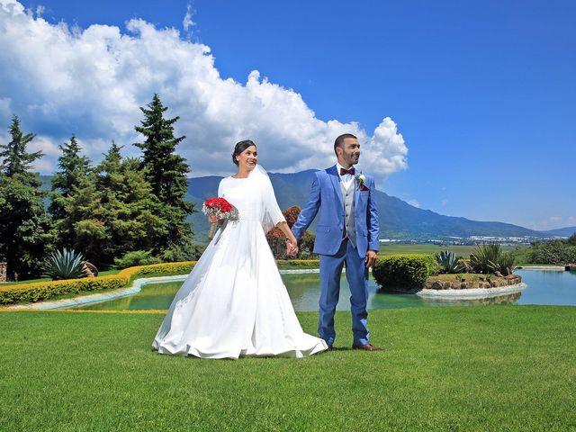 La boda de Magaly y Alejandro