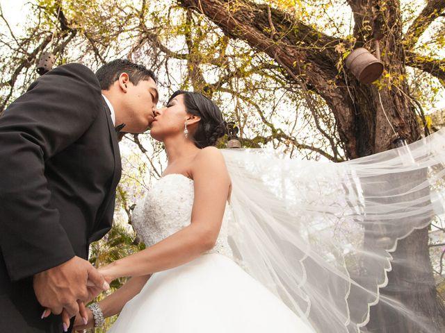 La boda de Liliana y Hector
