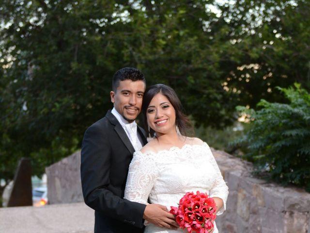 La boda de Janeth  y Daniel