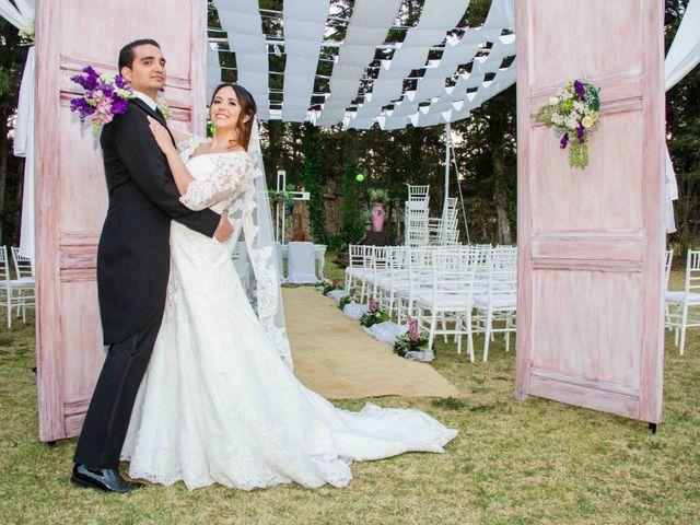 La boda de Fabiola y Jesús