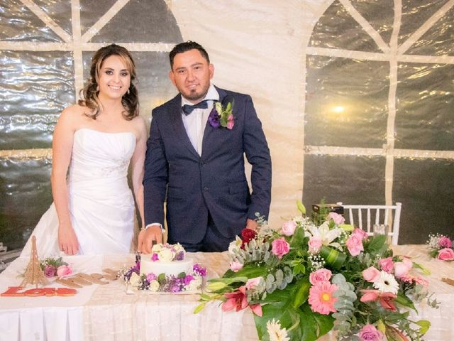 La boda de Nancy  y Ismael