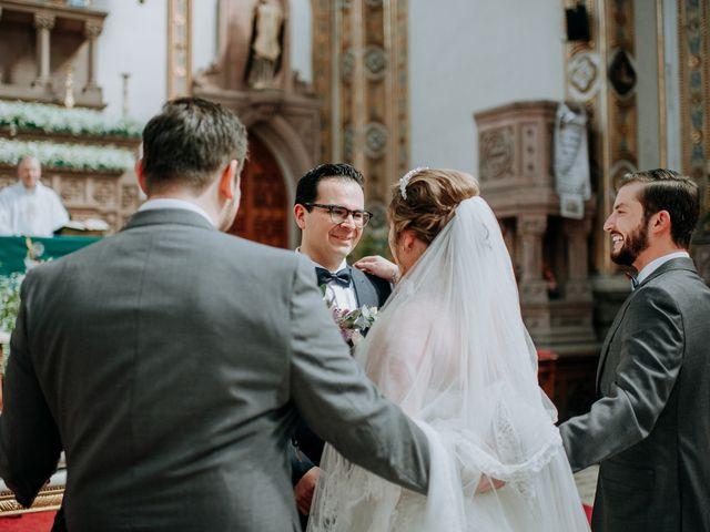 La boda de Rodrigo y Denisse en Cuernavaca, Morelos 23