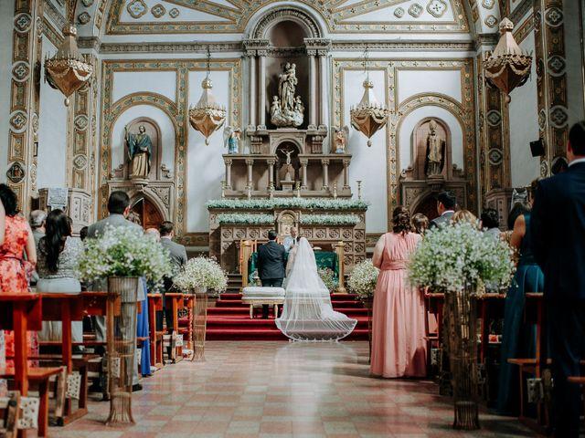La boda de Rodrigo y Denisse en Cuernavaca, Morelos 25