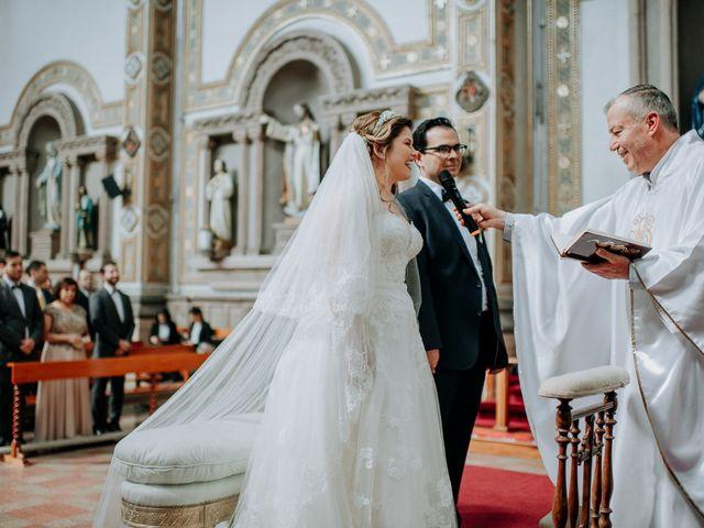 La boda de Rodrigo y Denisse en Cuernavaca, Morelos 28