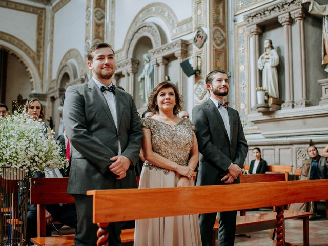 La boda de Rodrigo y Denisse en Cuernavaca, Morelos 30
