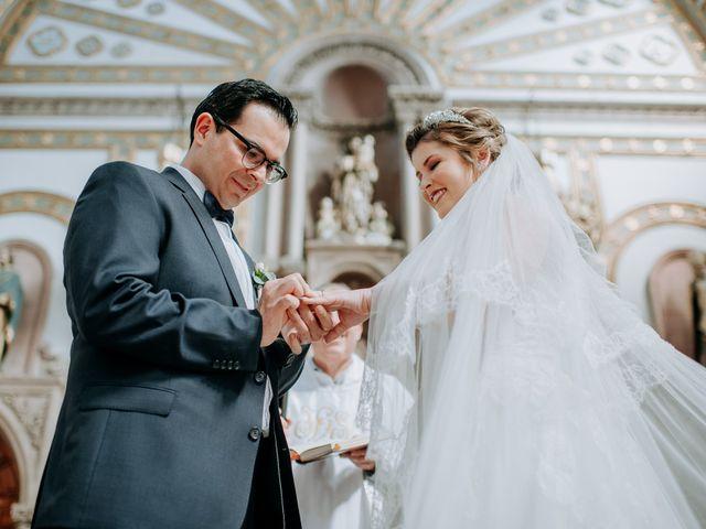 La boda de Rodrigo y Denisse en Cuernavaca, Morelos 34