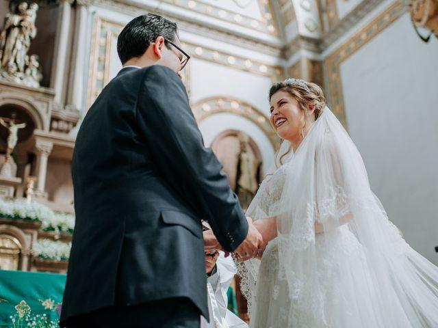 La boda de Rodrigo y Denisse en Cuernavaca, Morelos 36