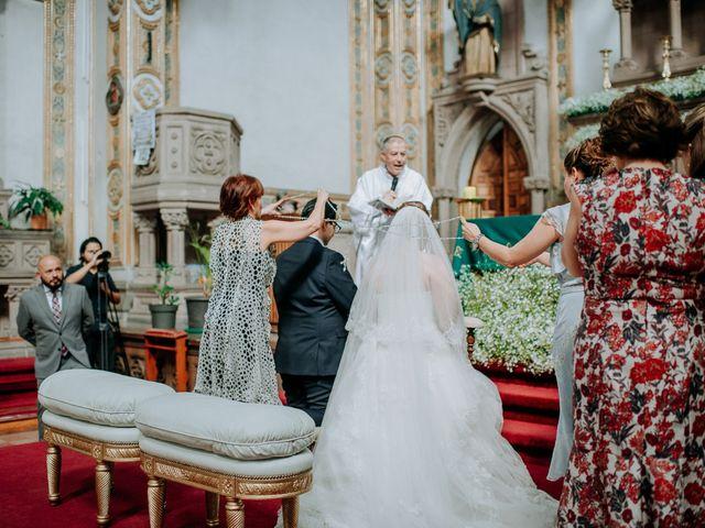 La boda de Rodrigo y Denisse en Cuernavaca, Morelos 37