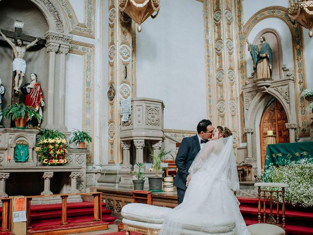La boda de Rodrigo y Denisse en Cuernavaca, Morelos 40