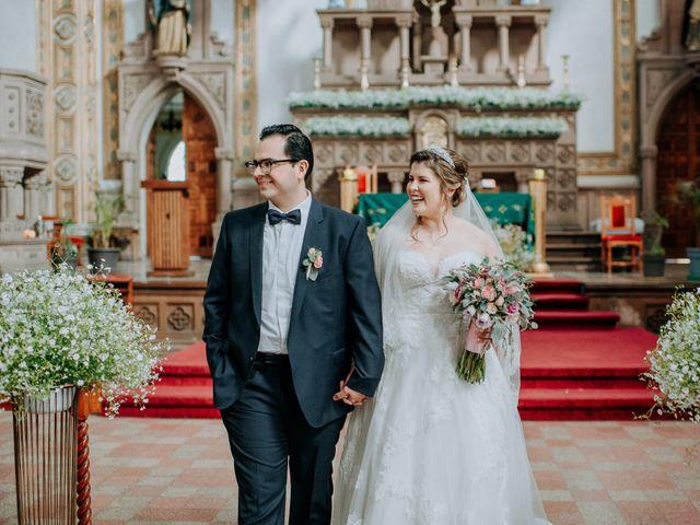 La boda de Rodrigo y Denisse en Cuernavaca, Morelos 43