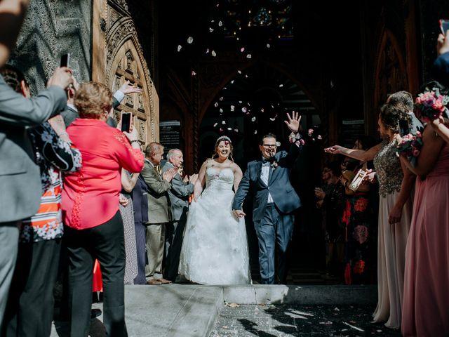 La boda de Rodrigo y Denisse en Cuernavaca, Morelos 44