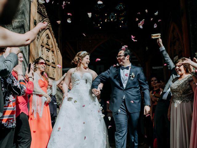 La boda de Rodrigo y Denisse en Cuernavaca, Morelos 46