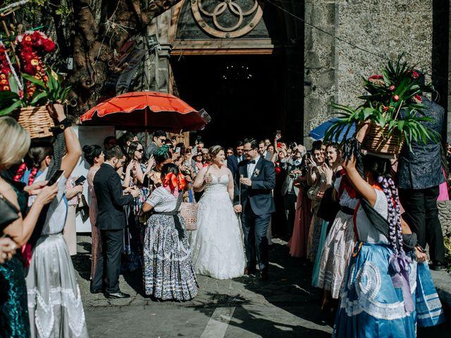 La boda de Rodrigo y Denisse en Cuernavaca, Morelos 47