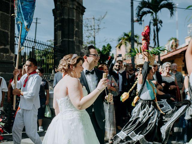 La boda de Rodrigo y Denisse en Cuernavaca, Morelos 48