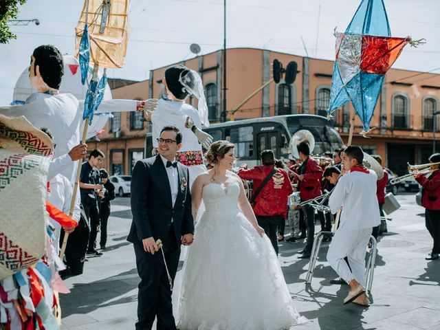 La boda de Rodrigo y Denisse en Cuernavaca, Morelos 51