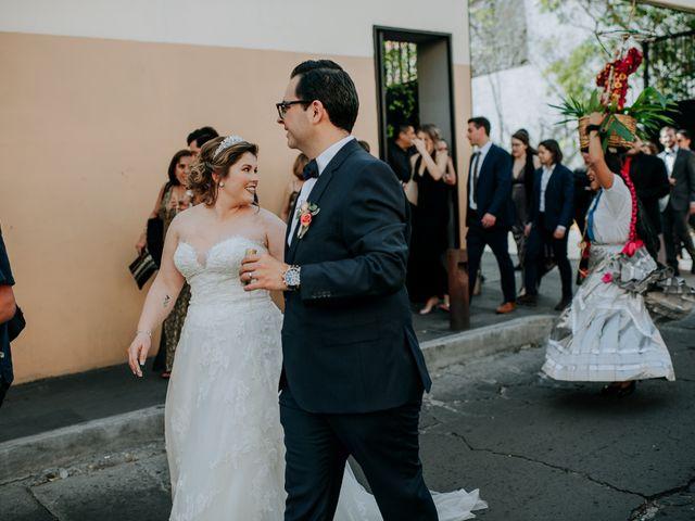 La boda de Rodrigo y Denisse en Cuernavaca, Morelos 54