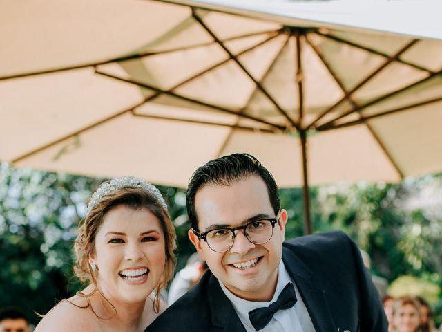 La boda de Rodrigo y Denisse en Cuernavaca, Morelos 61