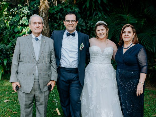 La boda de Rodrigo y Denisse en Cuernavaca, Morelos 66