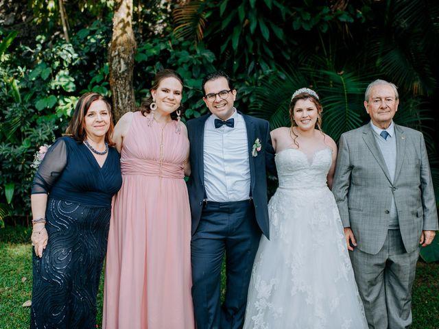 La boda de Rodrigo y Denisse en Cuernavaca, Morelos 69