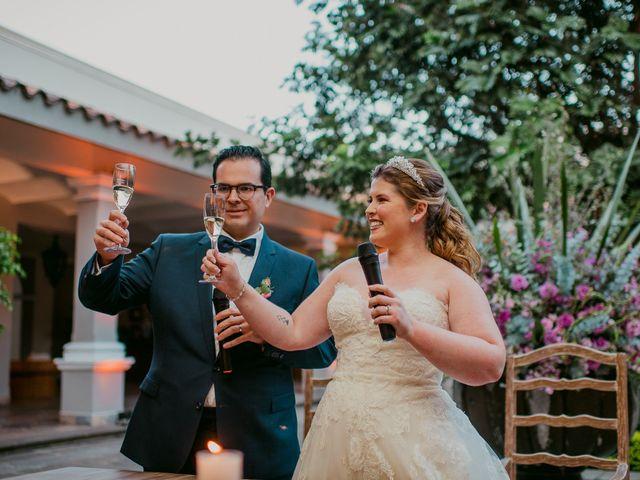 La boda de Rodrigo y Denisse en Cuernavaca, Morelos 90