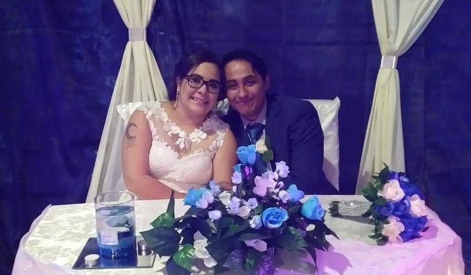 La boda de Adrian y Roxana en Tijuana, Baja California