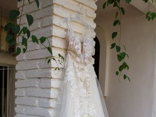La boda de Claudia y Augusto 1