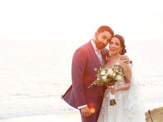 La boda de Claudia y Augusto