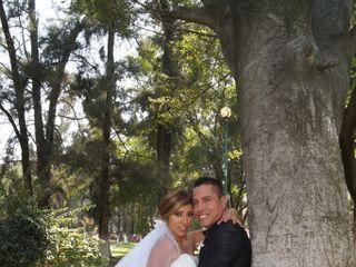 La boda de Viviana y Saúl 1