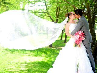 La boda de Meliza y Alejandro
