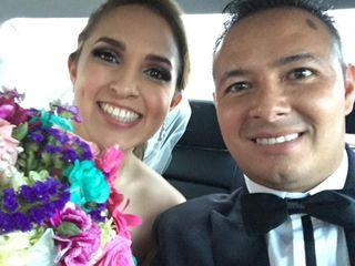La boda de Silvia  y Omar 1