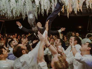 La boda de Claudia y Adrián 2