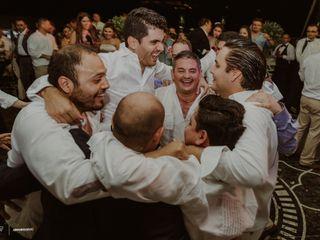 La boda de Claudia y Adrián 3