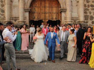 La boda de Michelle y Leonardo 1