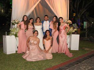 La boda de Michelle y Leonardo 2