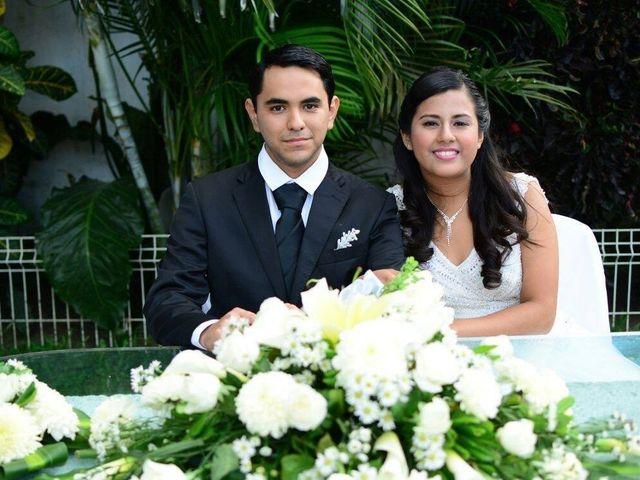 La boda de Verónica y Alexis