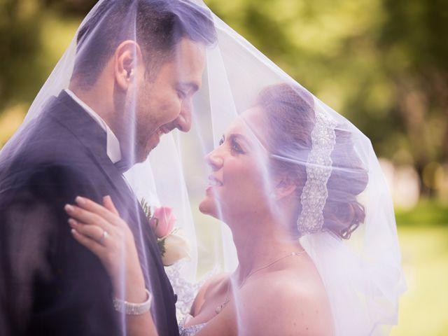 La boda de Christelle y Alfredo