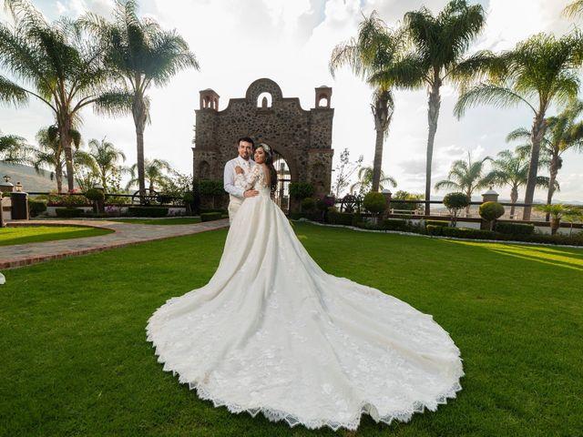 La boda de Israel Yoaddan Roche Rivera y Sandra MEndoza Escobedo