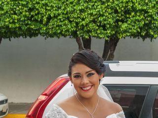 La boda de Sindey y Adrián 3