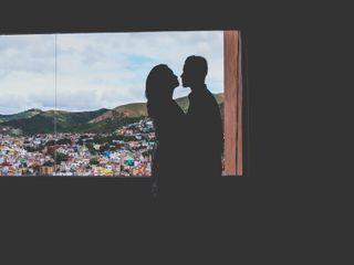 La boda de Esthela y Carlos 1