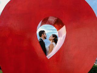 La boda de Esthela y Carlos