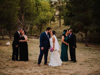 La boda de Nadia y Humberto  2