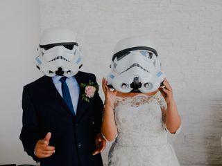 La boda de Nadia y Hugo 2