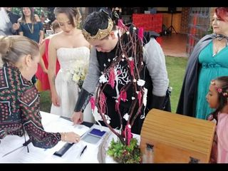 La boda de Yadira y Mario 1