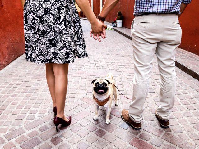 La boda de Carlos y Esthela en Pátzcuaro, Michoacán 14