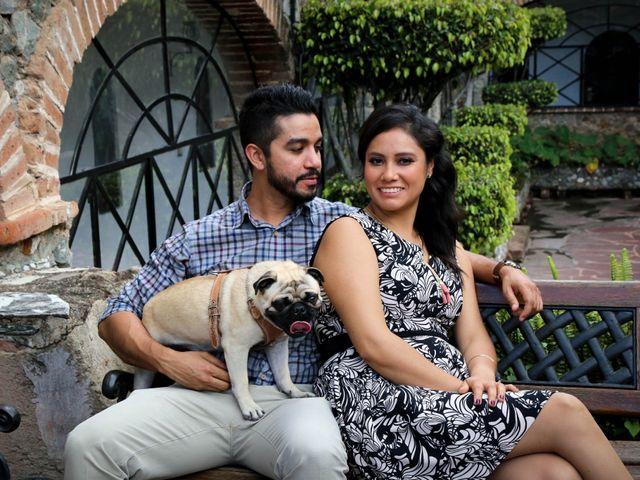 La boda de Carlos y Esthela en Pátzcuaro, Michoacán 18