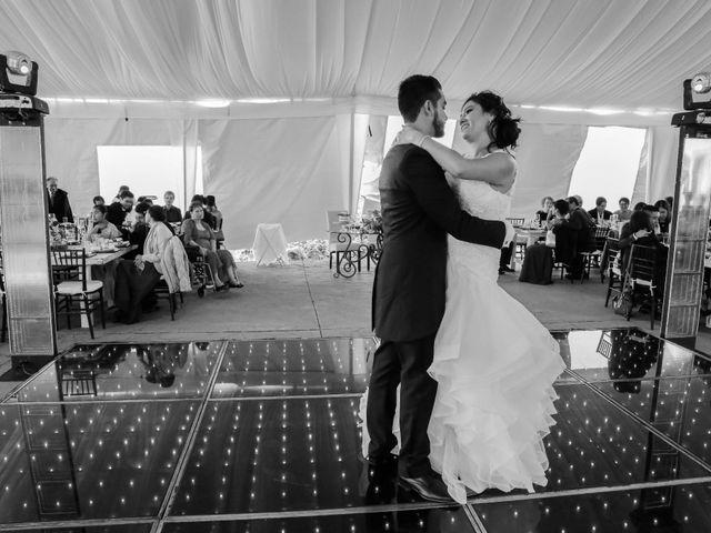 La boda de Carlos y Esthela en Pátzcuaro, Michoacán 53