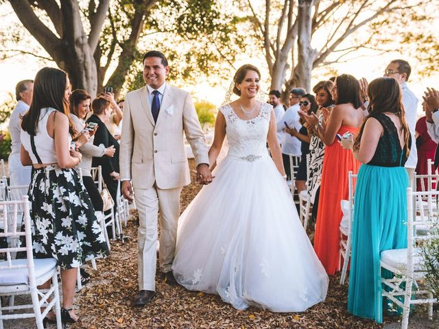La boda de Gaby y Josué