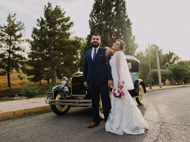 La boda de Nadia y Humberto