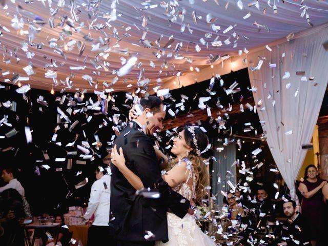 La boda de Fabiola y Adrián