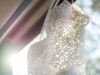 La boda de Thania y Bogard 3
